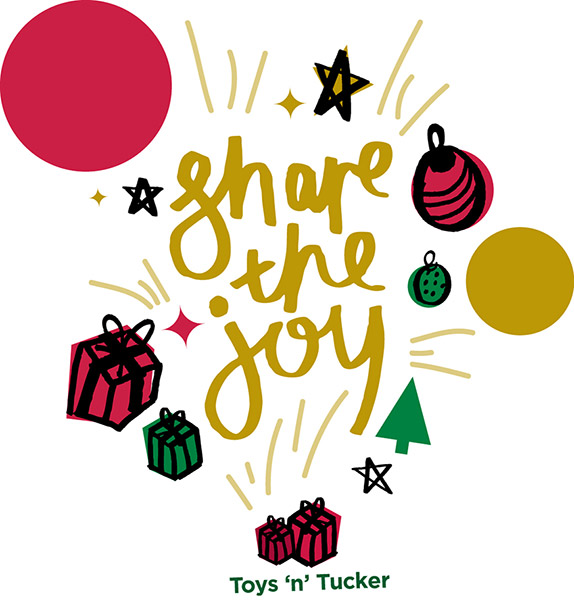 Toys N Joys Website : Now collecting for toys n tucker st andrew s anglican